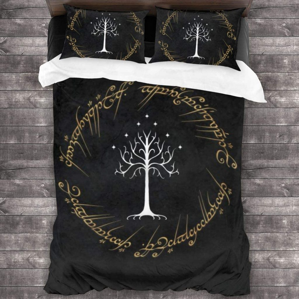 lord of the rings bed decor