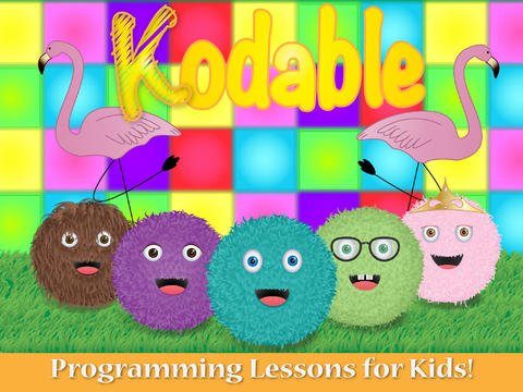 Kodable programming lessons for kids