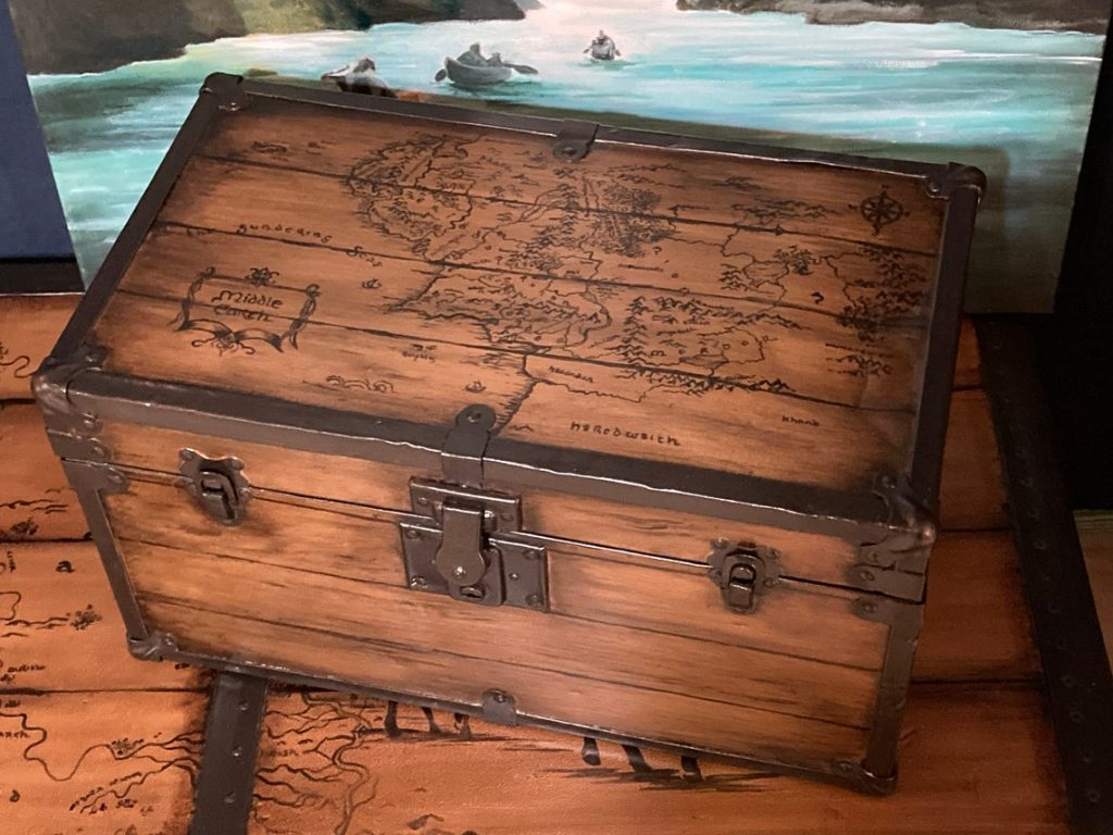 lord of the rings chest