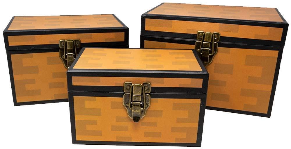 minecraft chests