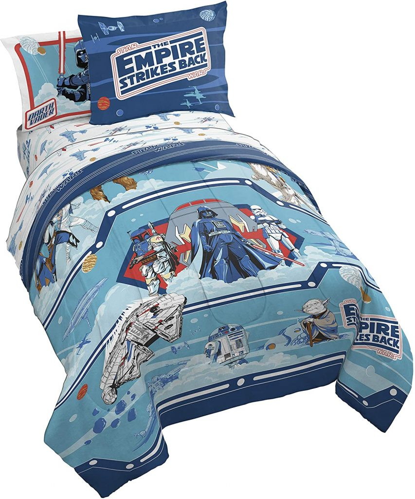 Empire Strikes Back Twin Bed Set